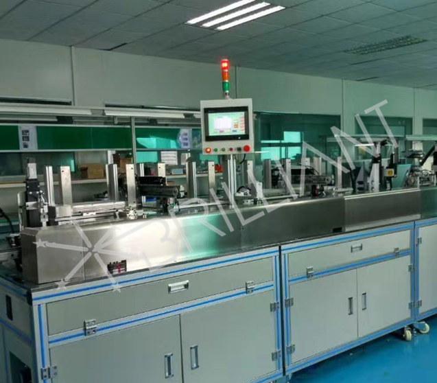 TYPE-C automatic processing line